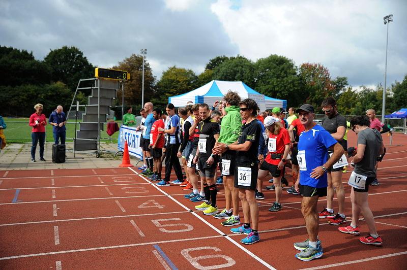 Self Transcendence 24 Hour Track Race London
